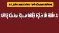 Hamidettin'in FETÖ'cü Sağ Kolu Yerine Belediye Meclisine Yeni İsim